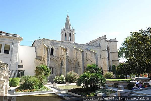 St. Martial 聖馬修教堂