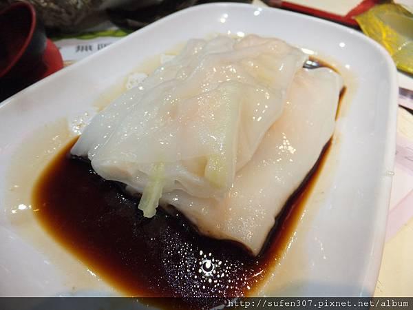韭黃鮮蝦腸