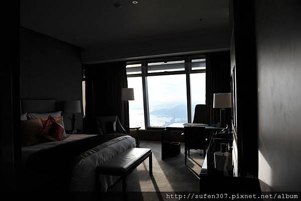 麗思卡爾頓酒店 (The Ritz-Carlton) 豪華海景房 (Deluxe Harbour)