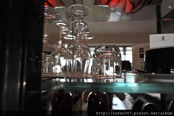 麗思卡爾頓酒店 (The Ritz-Carlton) 豪華海景房 (Deluxe Harbour) mini bar