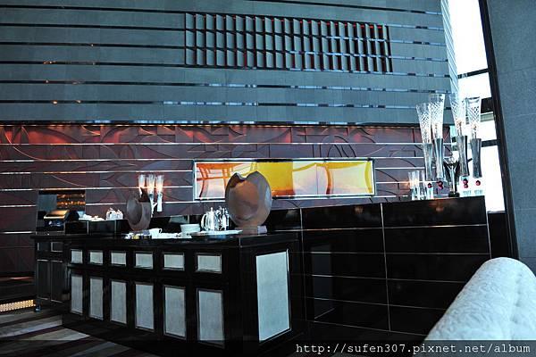卡爾頓酒店 (The Ritz-Carlton) The Lounge & Bar