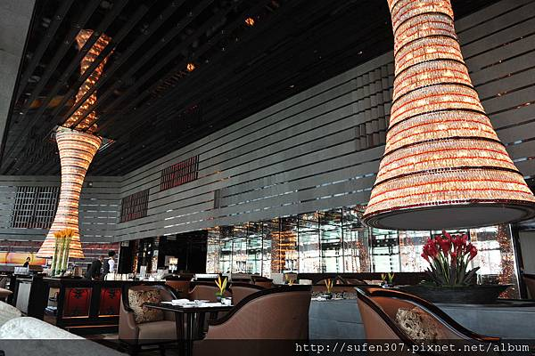 麗思卡爾頓酒店 (The Ritz-Carlton) The Lounge & Bar