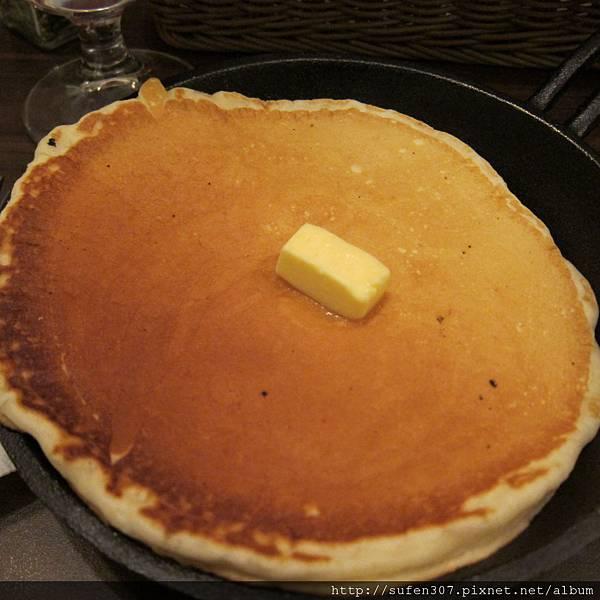 煎鍋蛋糕早午餐