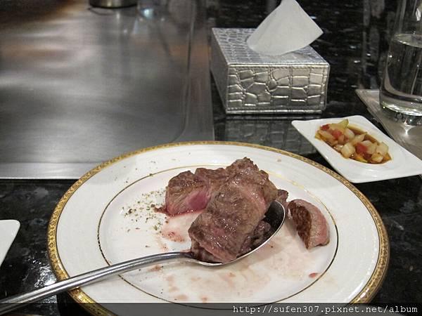 紐約客厚燒牛排&特級牛肉捲