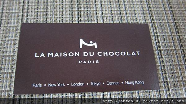 LA MASION DU CHOCOLATE DM