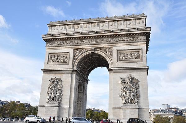 法國巴黎凱旋門