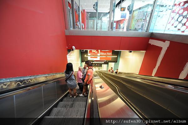馬賽地鐵站