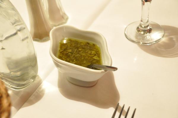 Rouen午餐-橄欖油