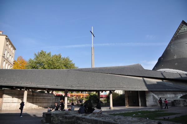 Rouen十字架