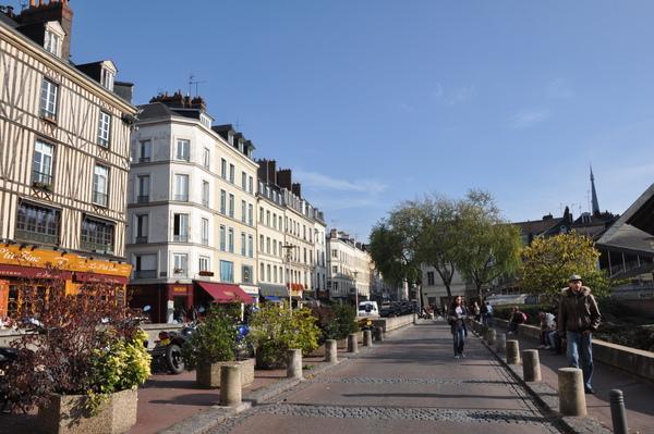 Rouen街道