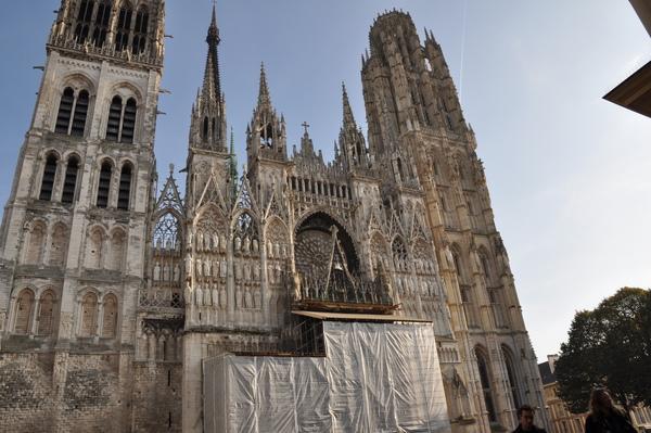 Rouen大教堂