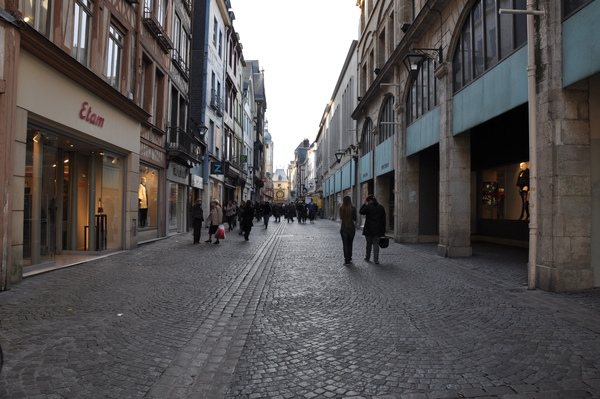 Rouen大鐘路