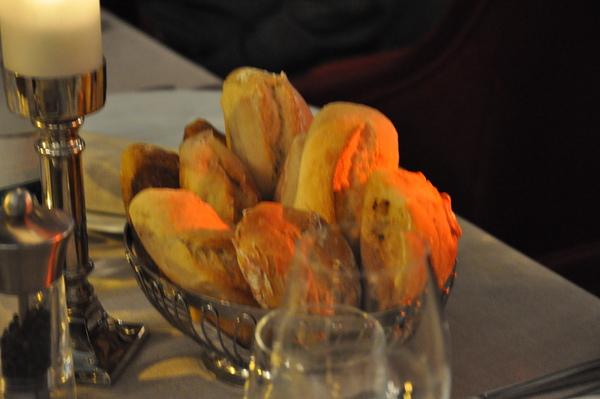 晚餐-麵包