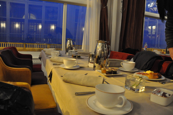 Cabourg Grand Hotel-早餐