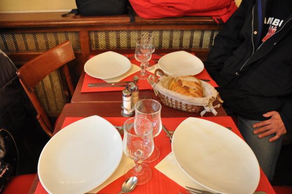 Mont-Saint-Michel-午餐