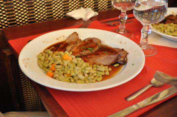 Mont-Saint-Michel-主餐:羊肉