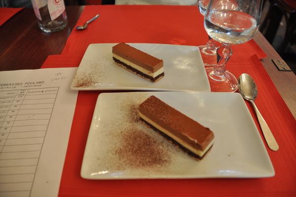 Mont-Saint-Michel甜點