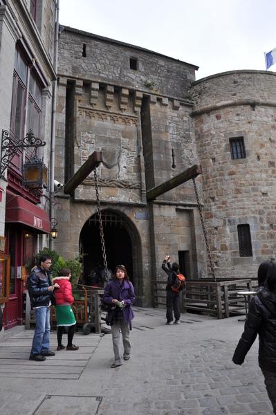 Mont St. Michel 國王之門
