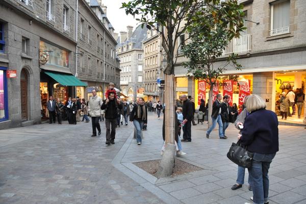 St.Malo-城內街道