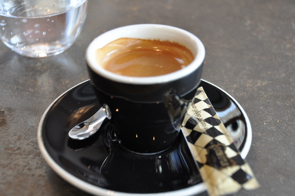 Rannes午餐咖啡