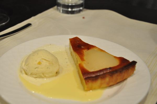 Ambois Novetel Hotel甜點