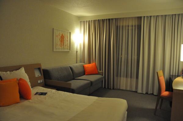 Ambois Novetel Hotel