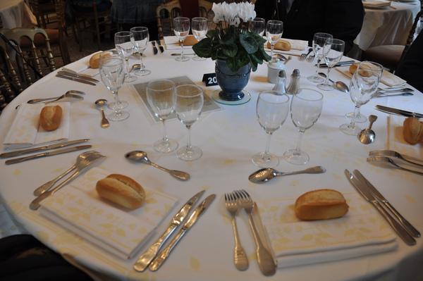 Château de Chenonceau午餐