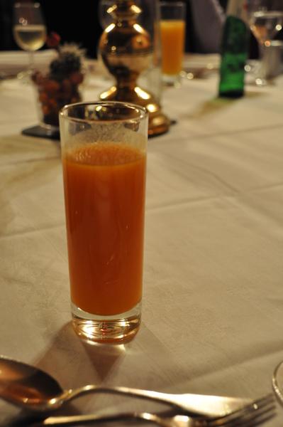 Château de Chissay晚餐:飲料