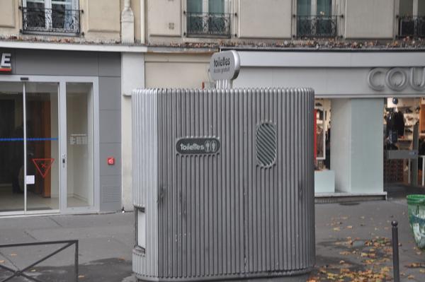 Paris街景