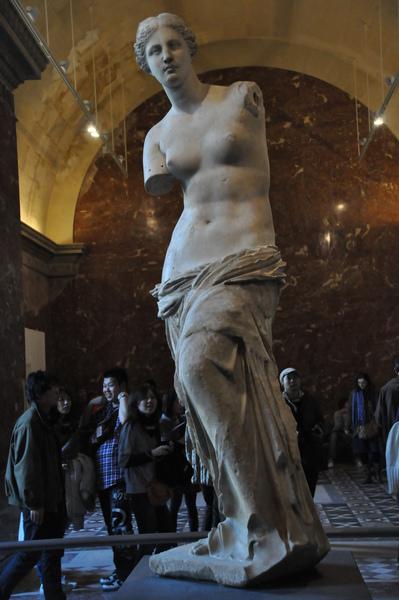 musee du louvre-Venus de Milo