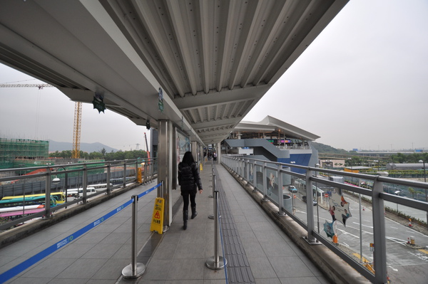 東涌-纜車站