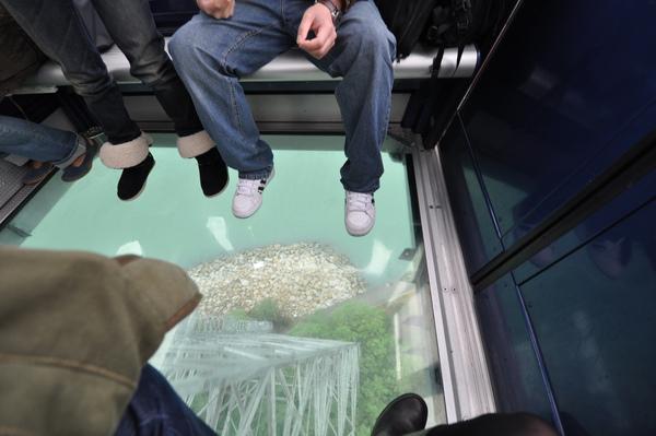 東涌-水晶纜車