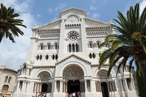 Cathedrale de Monaco