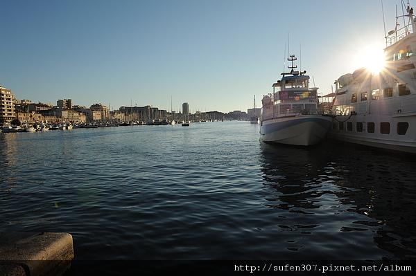 馬賽港 舊河岸