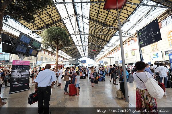馬賽火車站