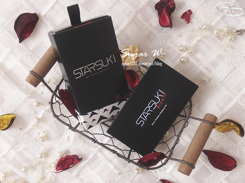 STARSUKI~三色眉粉