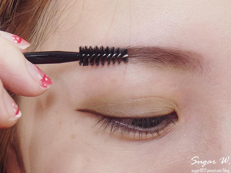 STARSUKI~三色眉粉~眉梳
