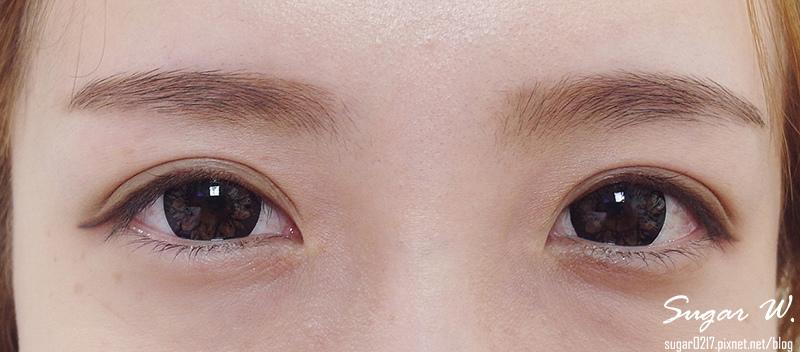 眉粉完成~
