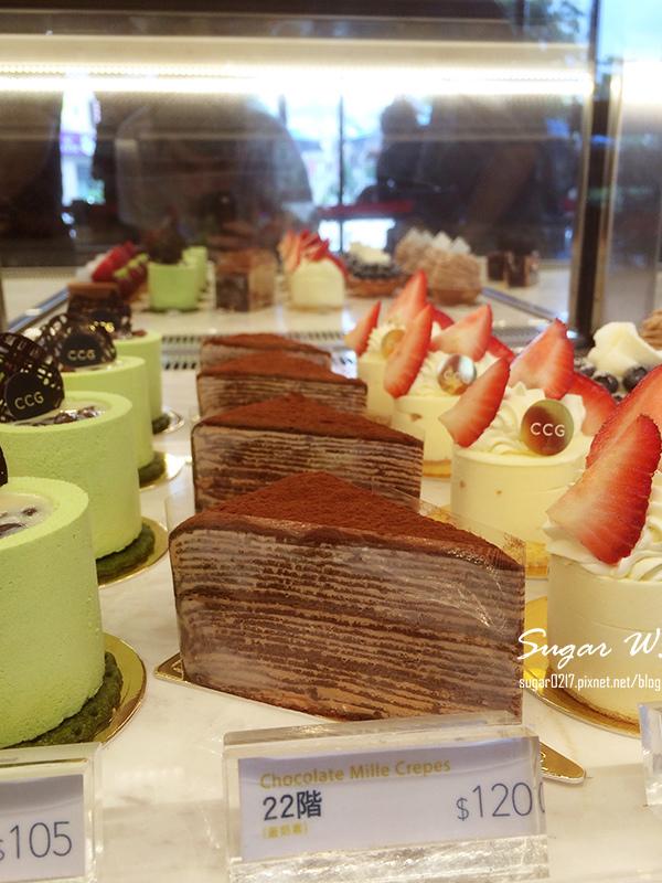 卡啡那_CAFFAINA_法式甜點_食記_台中惠來店