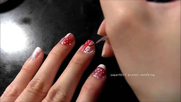 指甲彩繪_指甲_彩繪_DIY_少女_點點_可愛_Nail_NailArt_NailPolish_Girl_Style (8).jpg