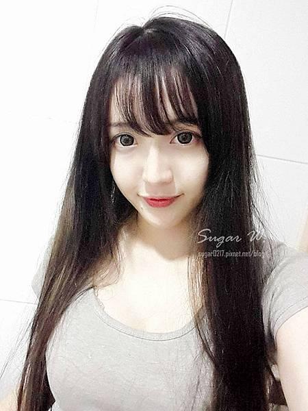 隱眼 美瞳 韓國 GEO 水晶灰 水晶系列 月拋 分享