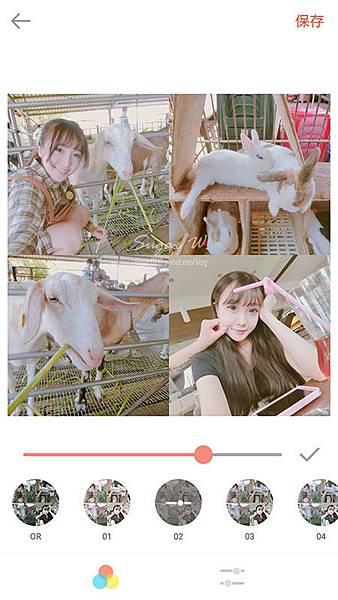 濾鏡 APP 推薦 Android 安卓 夢幻粉嫩 Palette Paris Nara Tiffany Analog Tokyo Wedding