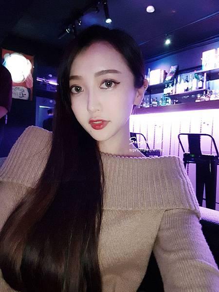 隱形眼鏡 美瞳 GEO 小時尚貓 灰 月拋 配戴分享