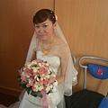 再強調一次...新娘子真的很美