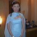 新娘子的送客禮服