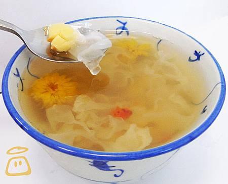 冰糖菊花連子湯