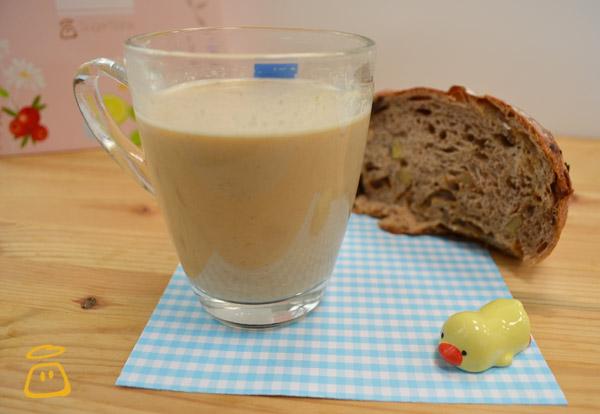 黑糖桂圓燕麥奶