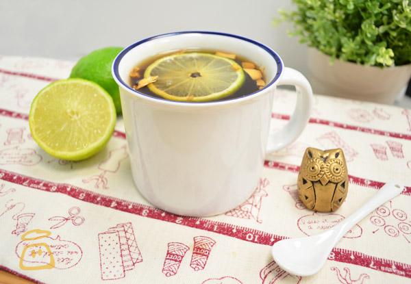黑糖檸檬薑茶