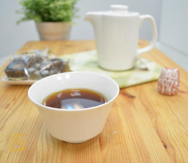黑糖金桔茶