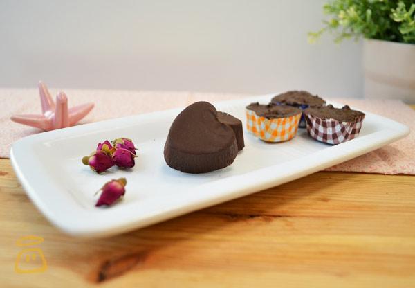 黑糖桂圓巧克力